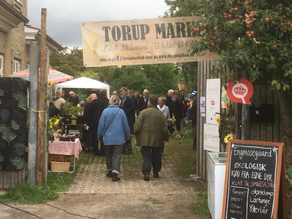 Torup marked er slut for 2018
