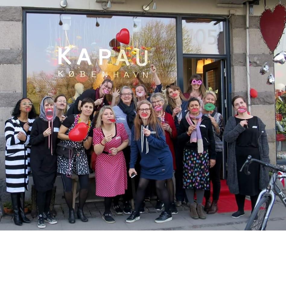 Kapau i København
