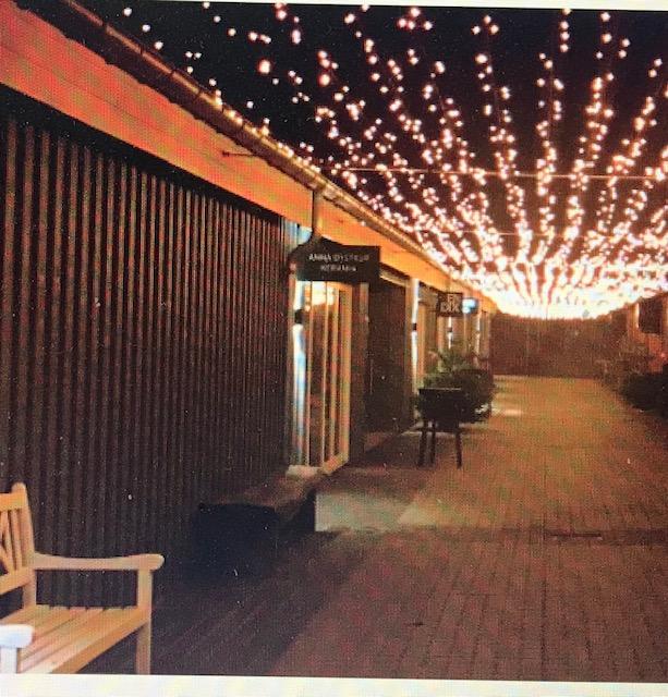 Jul på Hundested Havn 3 weekender